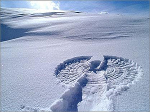 Snow Angel by LK Thayer